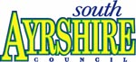 South Ayrshire Council Logo - Festival Sponsor